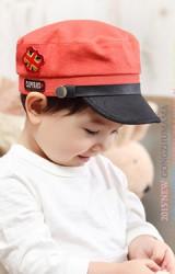 หมวกแก๊ป CAPFANS หมวกสไตล์อังกฤษ จาก GZMM