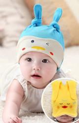 หมวกเด็กเล็ก จาก GZMM เป็นได้ทั้งหมวกใส่เล่น หรือใส่นอน