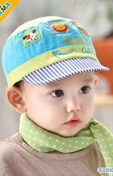 หมวกแก๊ปเด็กแต่งรูปสัตว์น่ารัก แบรนด์ GZMM