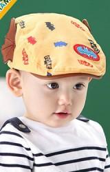 หมวกแฟล็ตแค็ปแบทแมนสุดเท่ จาก GZMM