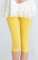 กางเกงเลคกิ้งคลุมท้อง ขา 4 ส่วน