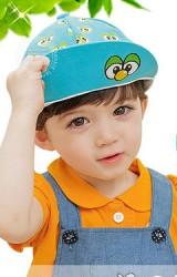 หมวกแก๊ปตาโต ดีไซน์น่ารักจาก Lemonkid