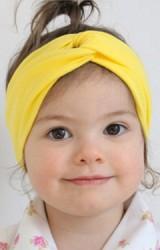 แถบคาดศีรษะเด็กหญิงแบบผ้าคล้องด้านหน้า น่ารักมากๆ