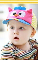 หมวกแก๊ปนกฮูก ดีไซน์น่ารักมากๆ จาก TUTUYA