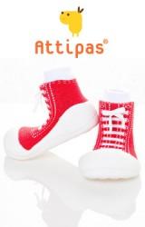 Attipas รองเท้าเด็กหัดเดิน - Sneakers Red