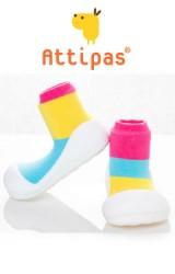Attipas รองเท้าเด็กหัดเดิน - Together Pink