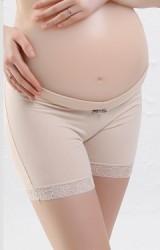 กางเกงซับในสำหรับคนท้องแบบเอวต่ำ ชายลูกไม้