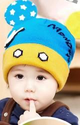 หมวกไหมพรมแต่งหูมิกกี้ ดีไซน์น่ารักจาก GZMM