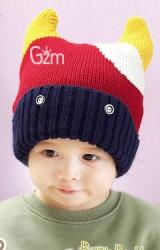 หมวกไหมพรมวัวน้อย  จาก GZMM
