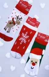 ถุงเท้าเด็กน่ารักๆ แบบหนา ใส่รับปีใหม่นี้