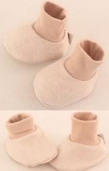 ถุงเท้าเด็กเล็ก ผลิตจากผ้าฝ้ายอินทรีย์