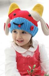 หมวกไหมพรมยีราฟ ดีไซน์น่ารักๆ จาก Goodkid