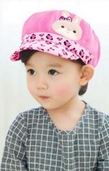 หมวแก๊ปน่ารัก แต่งรูปสัตว์ ปีกหมวกมีลวดลาย จาก Lemonkid