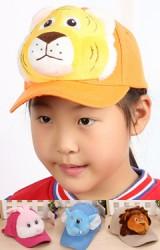 หมวกแก๊ปเด็กหน้ารูปสัตว์