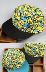 หมวกแก๊ปเด็กลายมินเนี่ยน
