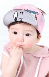 หมวกเด็ก MICKEY SCHOOL MESH CAP จาก GZMM