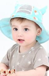 หมวกปีกรอบลายมิกกี้แต่งเขา  จาก GZMM