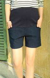 กางเกงคนท้องขาสั้น  ผ้ายืดหยุ่นได้ดี