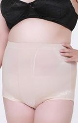กางเกงเก็บพุงผู้หญิงไซส์ใหญ่  เนื้อผ้าลื่น