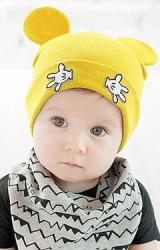 หมวกบีนนี่มิกกี้ ดีไซน์น่ารัก