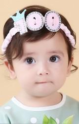 สายคาดผมสาวน้อยแต่งตัวเลข 100 จาก Angel Neitiri