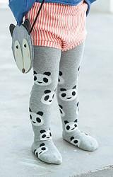 ถุงน่องเด็กกันหนาวลายแพนด้าน่ารัก