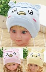 หมวกเด็กเล็กลูกเจี๊ยบน่ารัก
