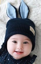 หมวกไหมพรมหูกระต่าย TUTUYA