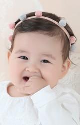 สายคาดผมสาวน้อย แต่งปอมปอมน่ารัก  Angel Neitiri