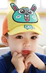 หมวกแก๊ปปีกอ่อนหน้ากระต่าย จาก TUTUYA