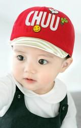 หมวกแก๊ปแต่งอักษร CHUU จาก GZMM