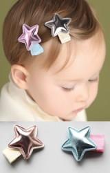 กิ๊บเด็กรูปดาว แพ็ค 2 สี กิ๊บน่ารักๆ จาก Angel Neitiri