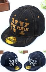 หมวกแก๊ปฮิปฮอปปัก NEW YORK