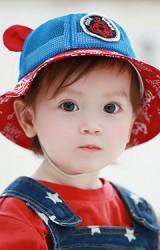 หมวกปีกรอบปีกหมวกสกรีนลายสมอ ตัวหมวกผ้าตาข่ายTUTUYA