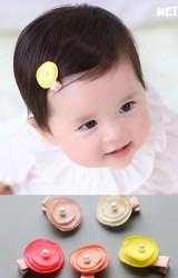 กิ๊บเด็กดอกไม้เล็กน่ารัก แพ็ค 5 ชิ้น  Angel Neitiri