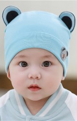 หมวกบีนนี่หมีน้อยน่ารัก  จาก TUTUYA