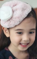 ที่คาดผมแต่งหมวก ดีไซน์สวยหรู จาก Angel Neitiri