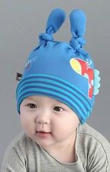 หมวกยีราฟ หมวกบีนนี่เด็กเล็กลายน่ารักTAINYIBEAR