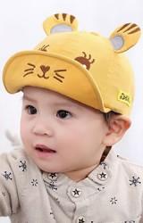 หมวกแก๊ปหน้าเสือน้อย จาก KUKUJI