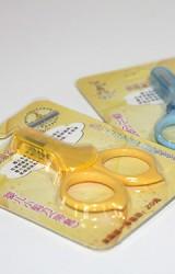 กรรไกรตัดเล็บเด็กเล็ก มีให้เลือก 2 สี ฟ้าและเหลือง