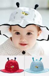 หมวกเด็กปีกกว้างผึ้งน้อย    TUTUYA