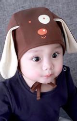 หมวกผูกคางเจ้าตูบหูยาว GZMM