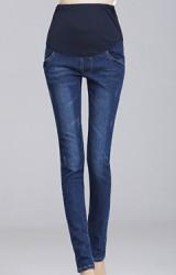 กางเกงยีนส์คลุมท้องขายาว  ทรงสวย ผ้ายืดหยุ่น