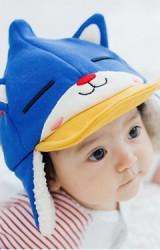 หมวกแก๊ปกันหนาวหน้าสัตว์น้อยน่ารัก koccotree