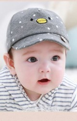 หมวกแก๊ปเป็ดน้อยลายดาว จาก TUTUYA