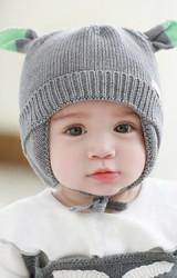 หมวกไหมพรมหูแหลมน่ารัก TUTUYA