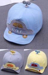 หมวกแก๊ป car หมวกเด็กรูปรถน่ารัก