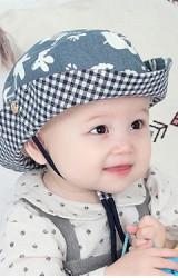 หมวก Bucket ยีนส์ลายสัตวน่ารัก  MiLKY FRiENDS