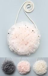 กระเป๋าเด็กหญิงดอกไม้ฟูลายดาว