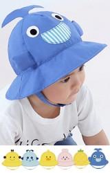 หมวกปีกกว้างน่ารักสีสันสดใส จาก dandy bebe